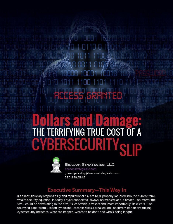 Dollars and Damage