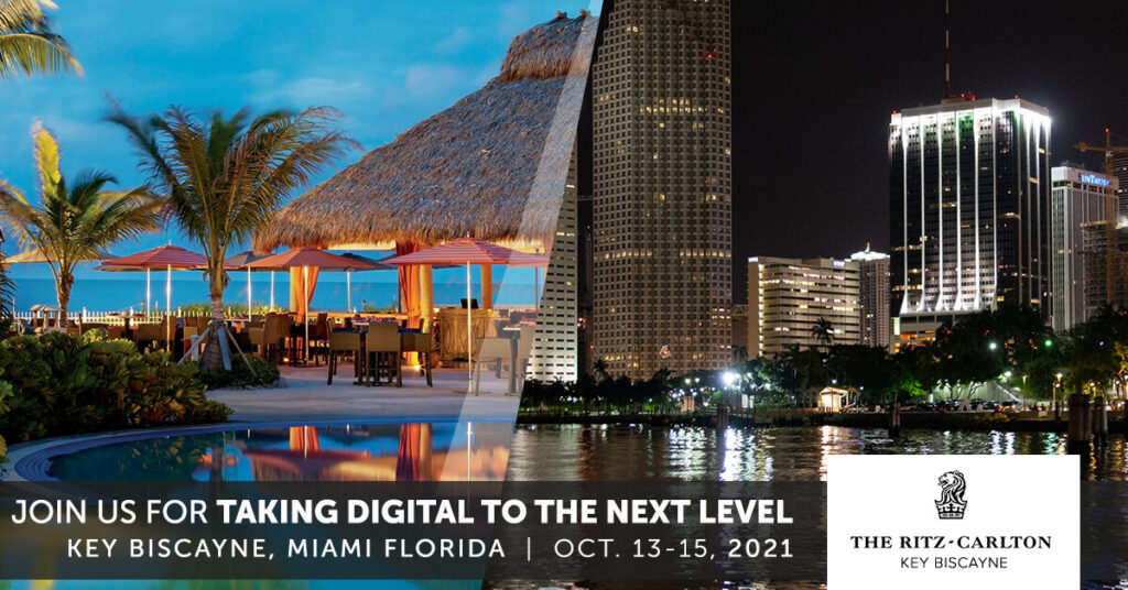 Invitation Image to Attend a Roundtable Event in Miami, FL From Oct. 13-15